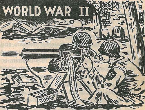 an analysis of the period between world war i and world war ii The word was used in the wehrmacht during world war ii but was commonly   from western sources it expanded into german popular military literature, and.